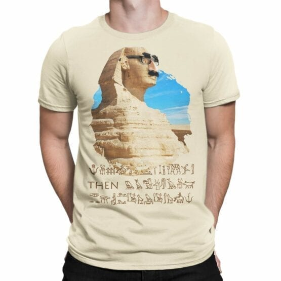 """Funny T-Shirts """"Sphinx"""". Cool T-Shirts"""
