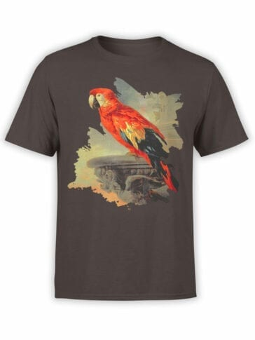 "Art T-Shirts ""Rubens Parrot"". Cool T-Shirts"