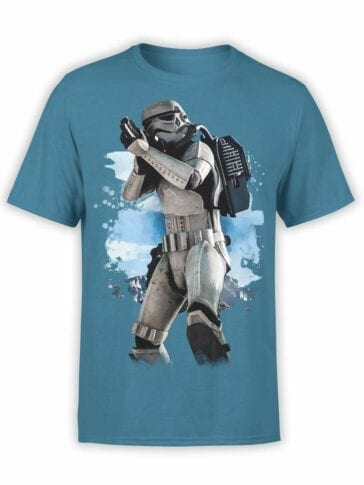 "Star Wars T-Shirt ""Clone"". Mens Shirts."