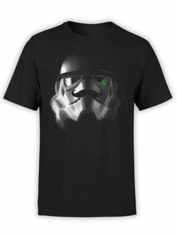 "Star Wars T-Shirt ""Mr. Clone"". Mens Shirts."