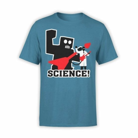 "Cool T-Shirts ""Science"". Mens Shirts."