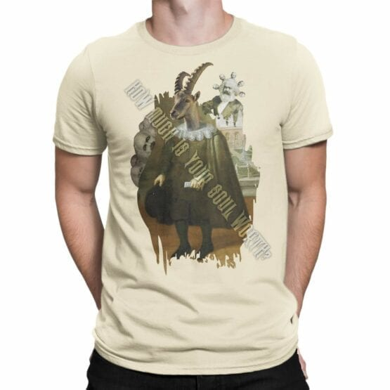 """Crazy Shirts """"How Much"""" Cool T-Shirts"""