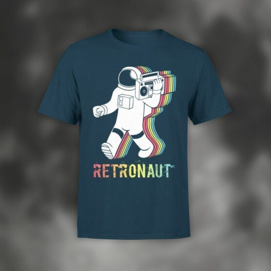 "Cool T-Shirts ""Retronaut"""