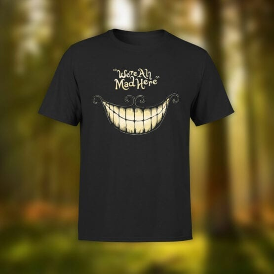 """Funny T-Shirts """"We All Mad"""". Cool T-Shirts."""