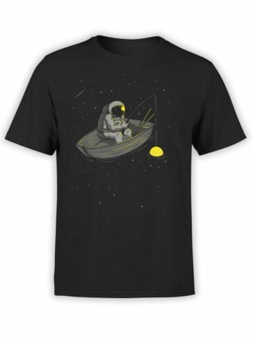 "Cool T-Shirts ""Astro Fishing"""