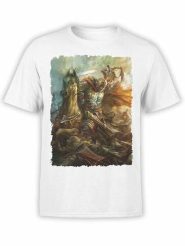 "Cool T-Shirts ""Warrior"""