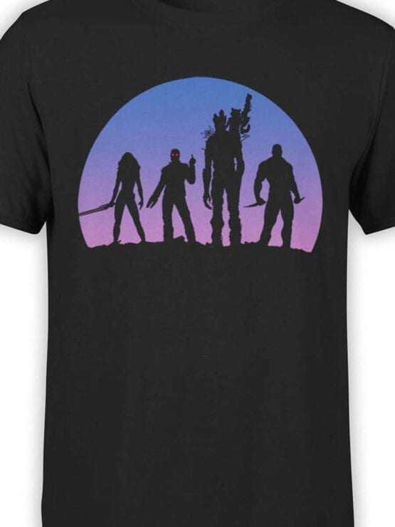 "Guardians of the Galaxy Shirt ""Sunset"""