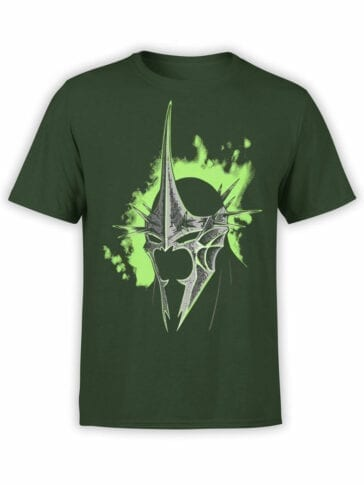 Lord of the Rings T Shirt Nazgul Front