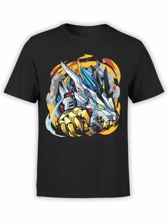 0506 Dragon T-Shirt Absolute Power