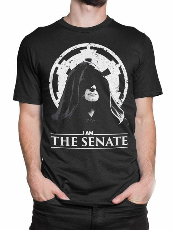 0512 Star Wars T-Shirt The Senate