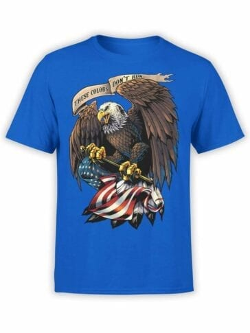 0557 Patriotic Shirts Don't Run