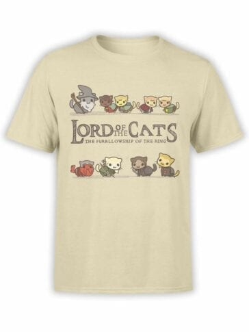 0585 Lord of the Rings Shirt Furrllowship_Front