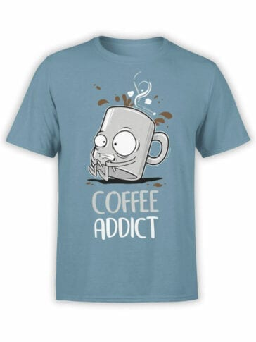 0608 Coffee Shirts Addict