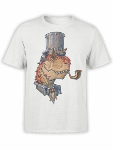 0629 Dinosaur T-Shirt Sir
