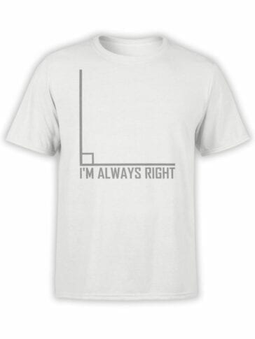 0640 Funny T-Shirts Right