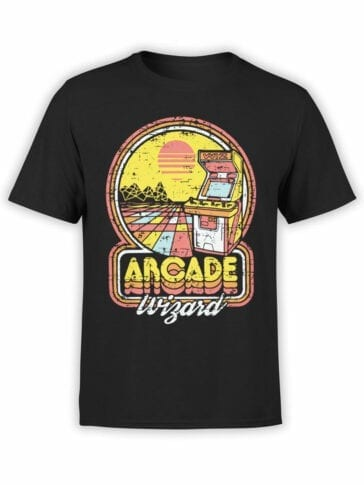0647 Vintage T-Shirts Old Games