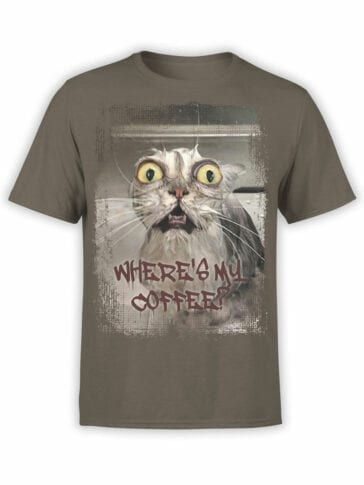 0656 Coffee Shirts Where Front