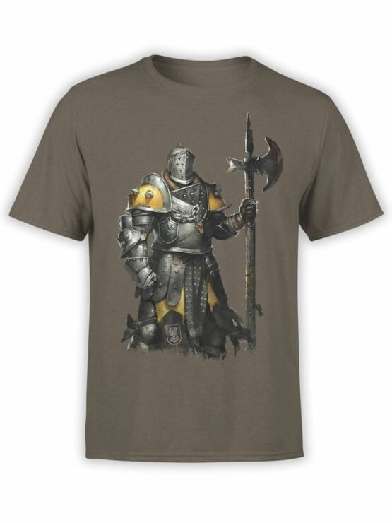 0681 Knight Shirt Defender Front