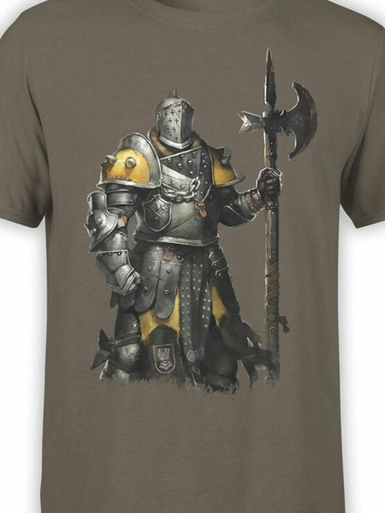 0681 Knight Shirt Defender Front Color