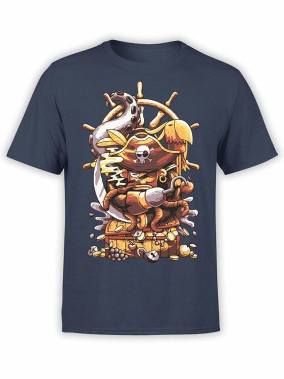 0684 Pirate Shirt Sea Front