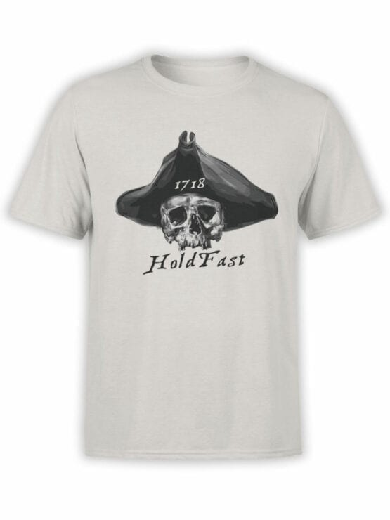 0715 Pirate Shirt Hold Fast Front