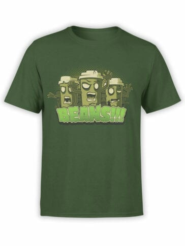 0857 Coffee Shirts Beans Front