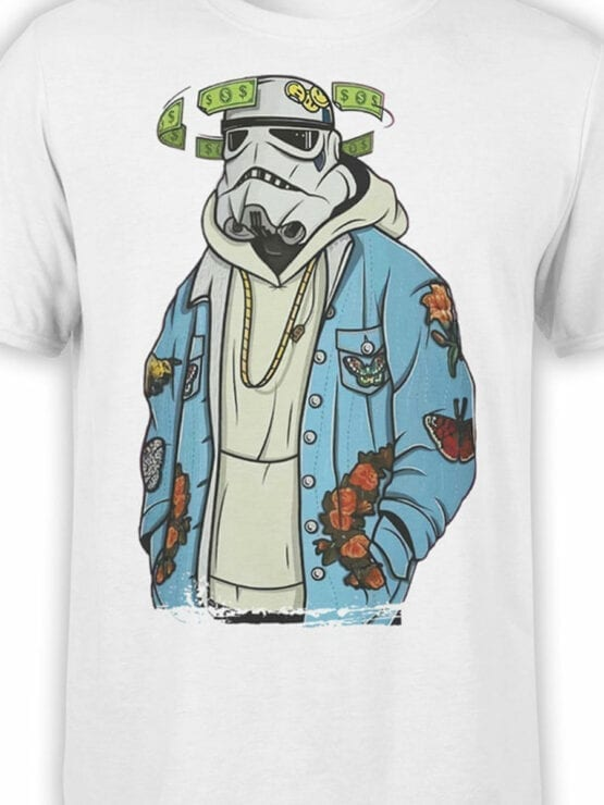 0906 Star Wars Shirt Cool Clone Front Color