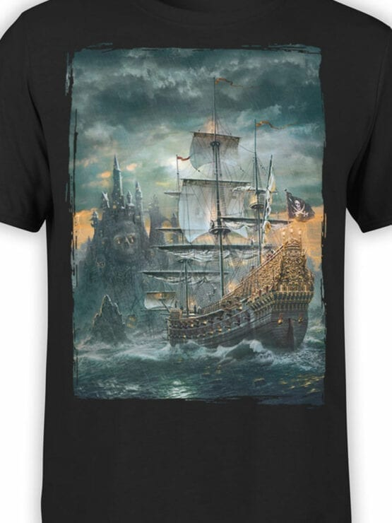 0909 Pirate Shirt Island Front Color