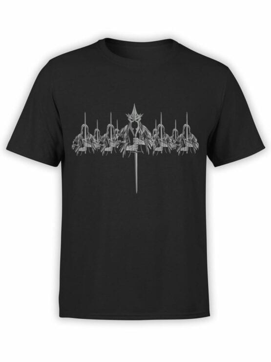 0915 Lord of the Rings Shirt Nazgul Front