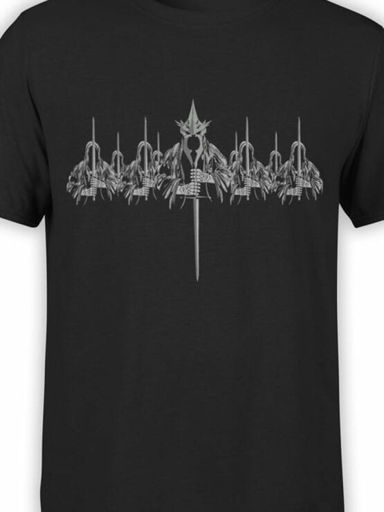 0915 Lord of the Rings Shirt Nazgul Front Color