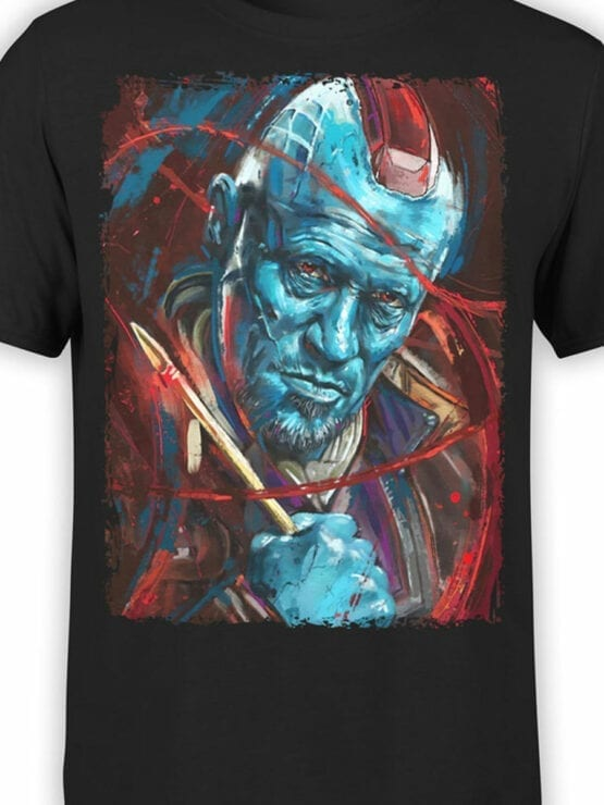 0936 Guardians of the Galaxy Shirt Yondu Udonta Front Color
