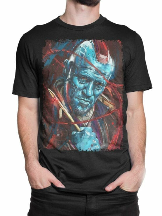 0936 Guardians of the Galaxy Shirt Yondu Udonta Front Man 2