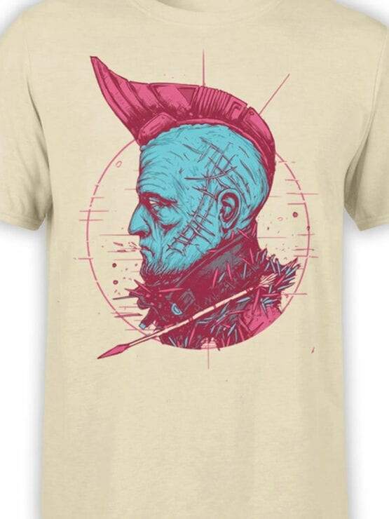 0957 Guardians of the Galaxy Shirt Yondu Udonta Front Color