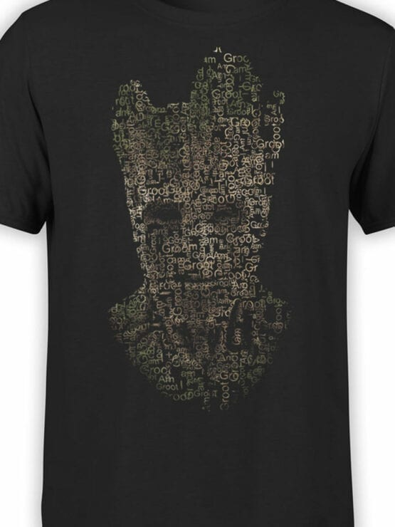02 Guardians of the Galaxy I am Groot Front Color