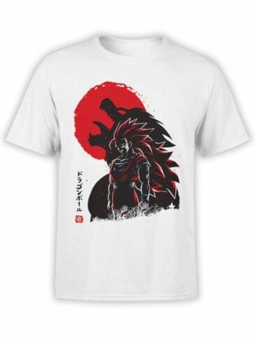 1030 Dragon Ball T Shirt Shadow Front