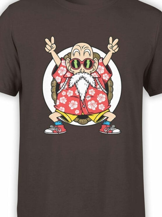 1090 Dragon Ball T Shirt Hey Front Color