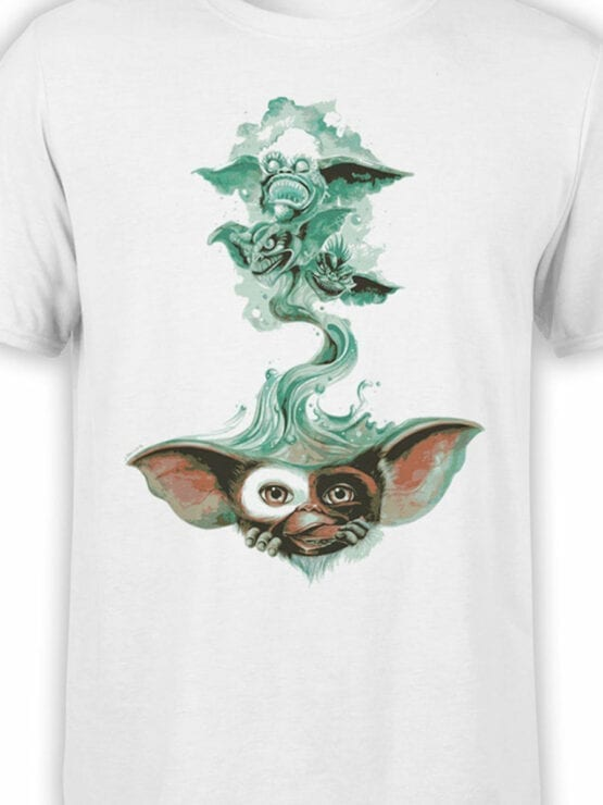1107 Gremlins T Shirt Incarnation Front Color