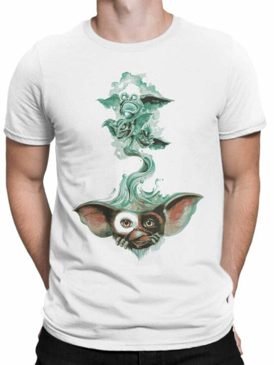 1107 Gremlins T Shirt Incarnation Front Man