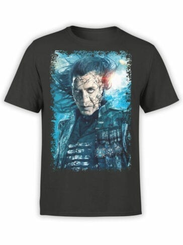 1154 Pirates of the Caribbean T Shirt Armando Salazar Front