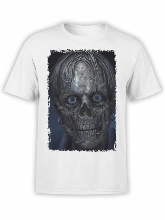 1159 Pirates of the Caribbean T Shirt Smile Front