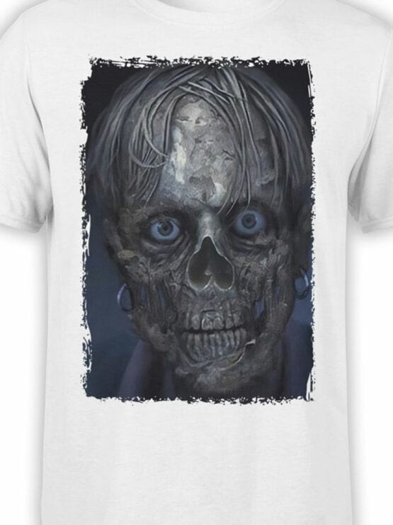 1159 Pirates of the Caribbean T Shirt Smile Front Color