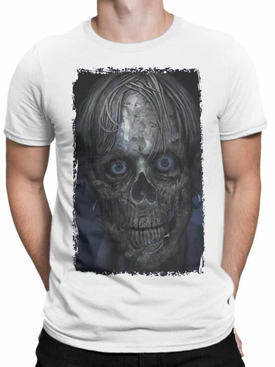 1159 Pirates of the Caribbean T Shirt Smile Front Man