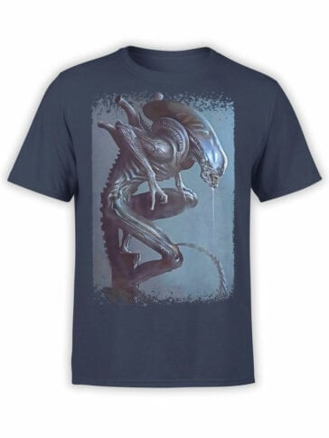 1225 Alien T Shirt Ambush Front
