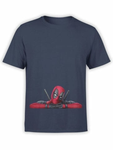 1312 Deadpool T Shirt Hi Front