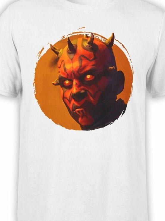 1433 Star Wars T Shirt Dark Side Front Color