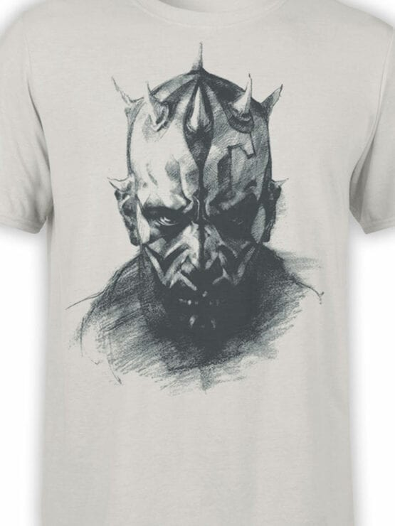 1438 Star Wars T Shirt Sith Front Color