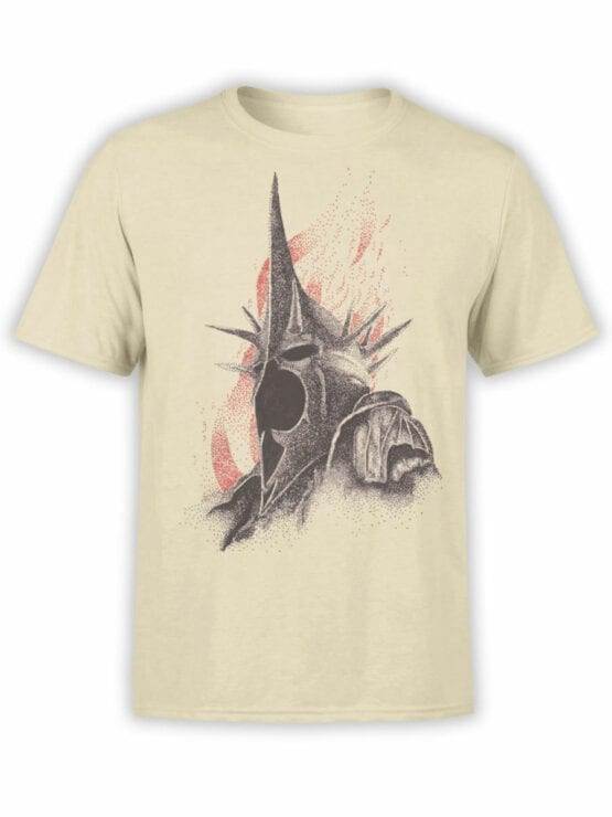 1490 The Lord of the Rings T Shirt Nazgul Front