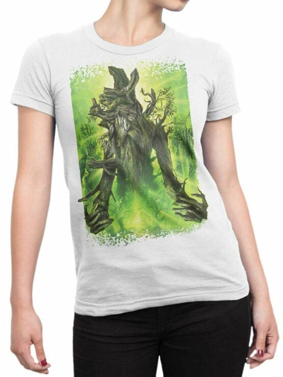 1494 The Lord of the Rings T Shirt Ent Front Woman
