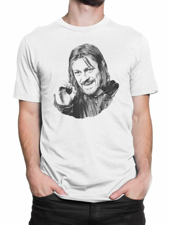 1495 The Lord of the Rings T Shirt You Cannot Simply Front Man 2