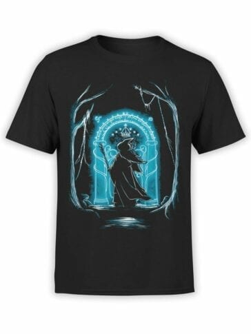 1507 The Lord of the Rings T Shirt Ithildin Front